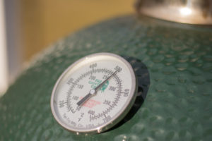 Setting the BGE to 500 Degrees