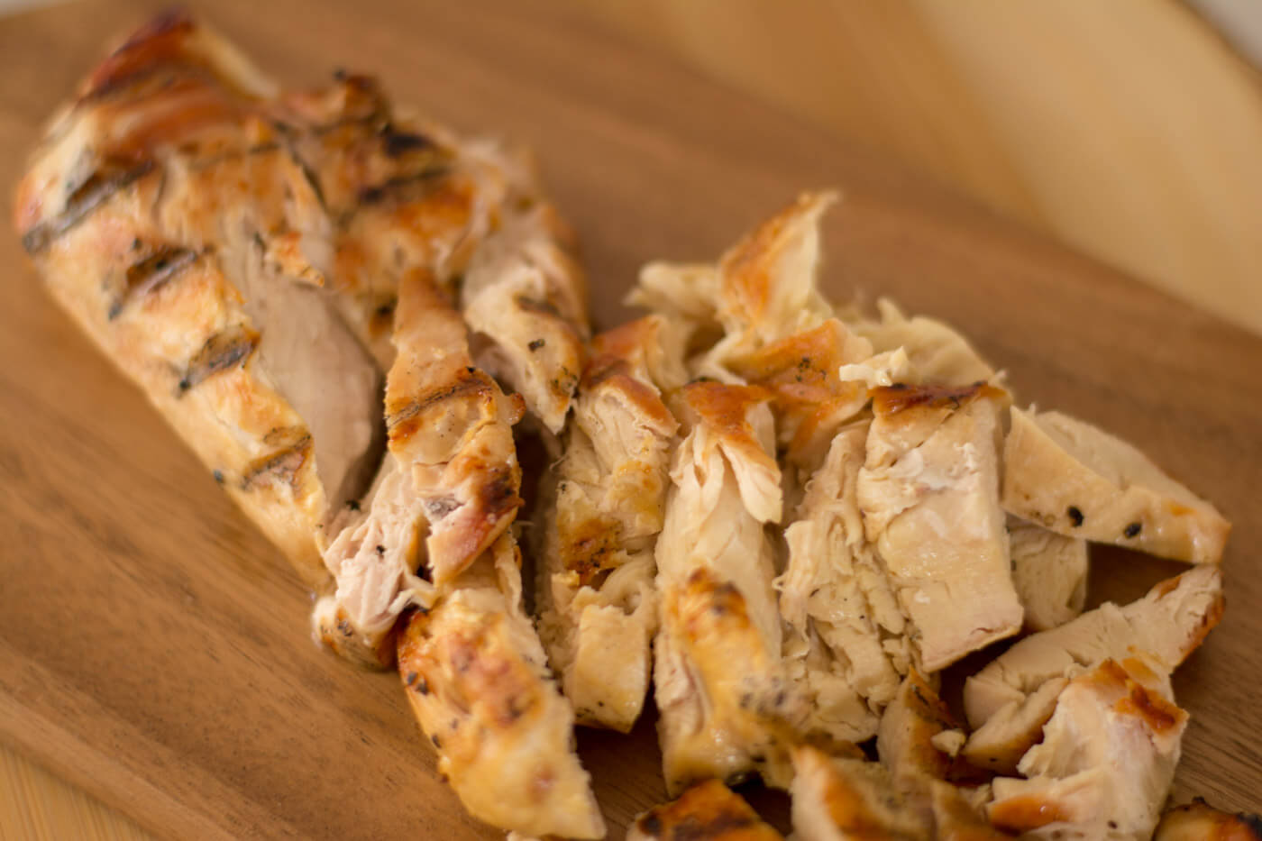 Grilled Chicken for Meal Prep Ready to Serve