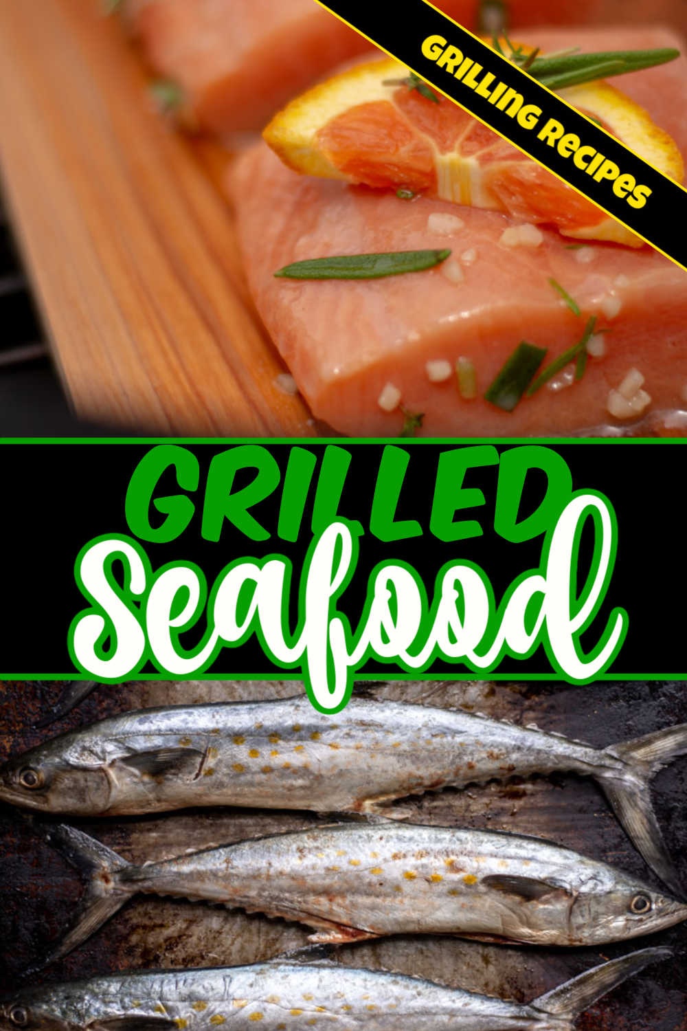 The Best Grilled Seafood Recipes