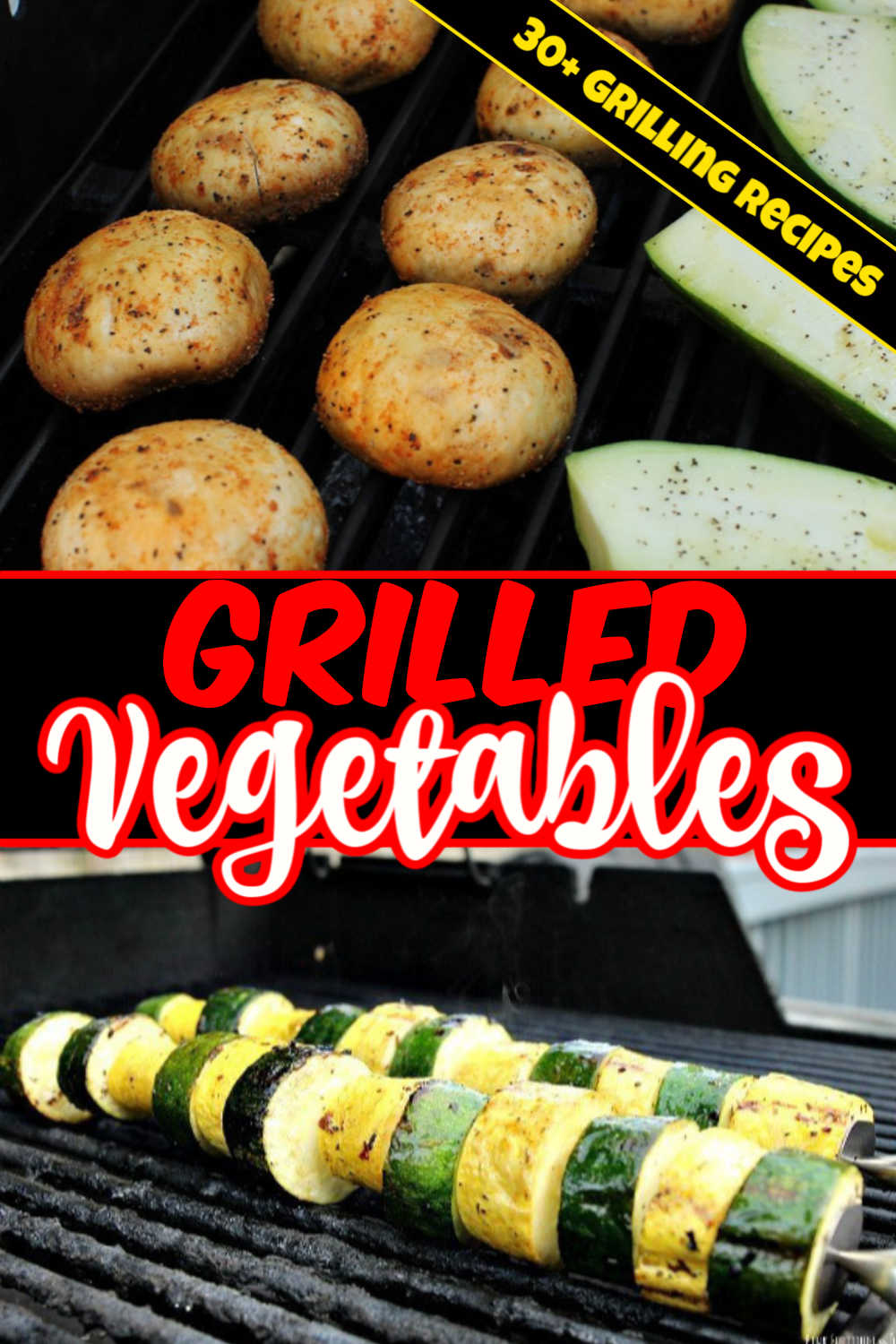 30+ Grilled Vegetables for Your Next BBQ