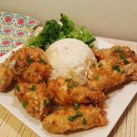 Spicy Bang Bang Chicken Wings