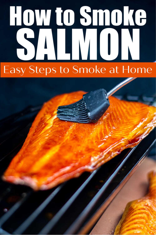 How to Smoke Salmon – Honey Basted