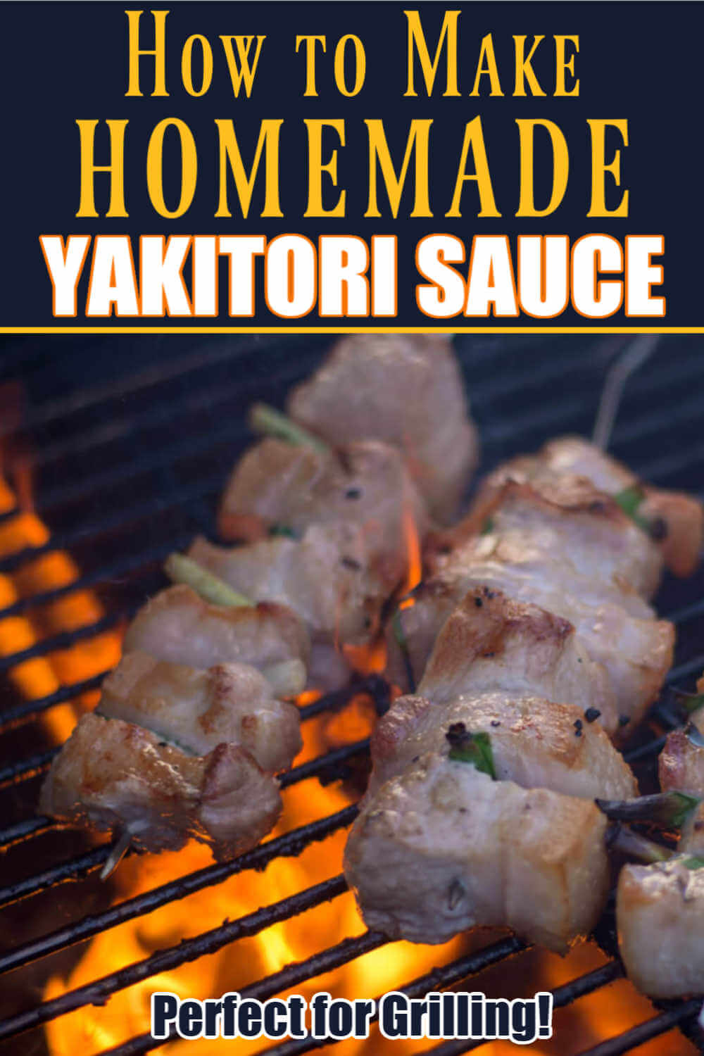 Homemade Yakitori Sauce Recipe