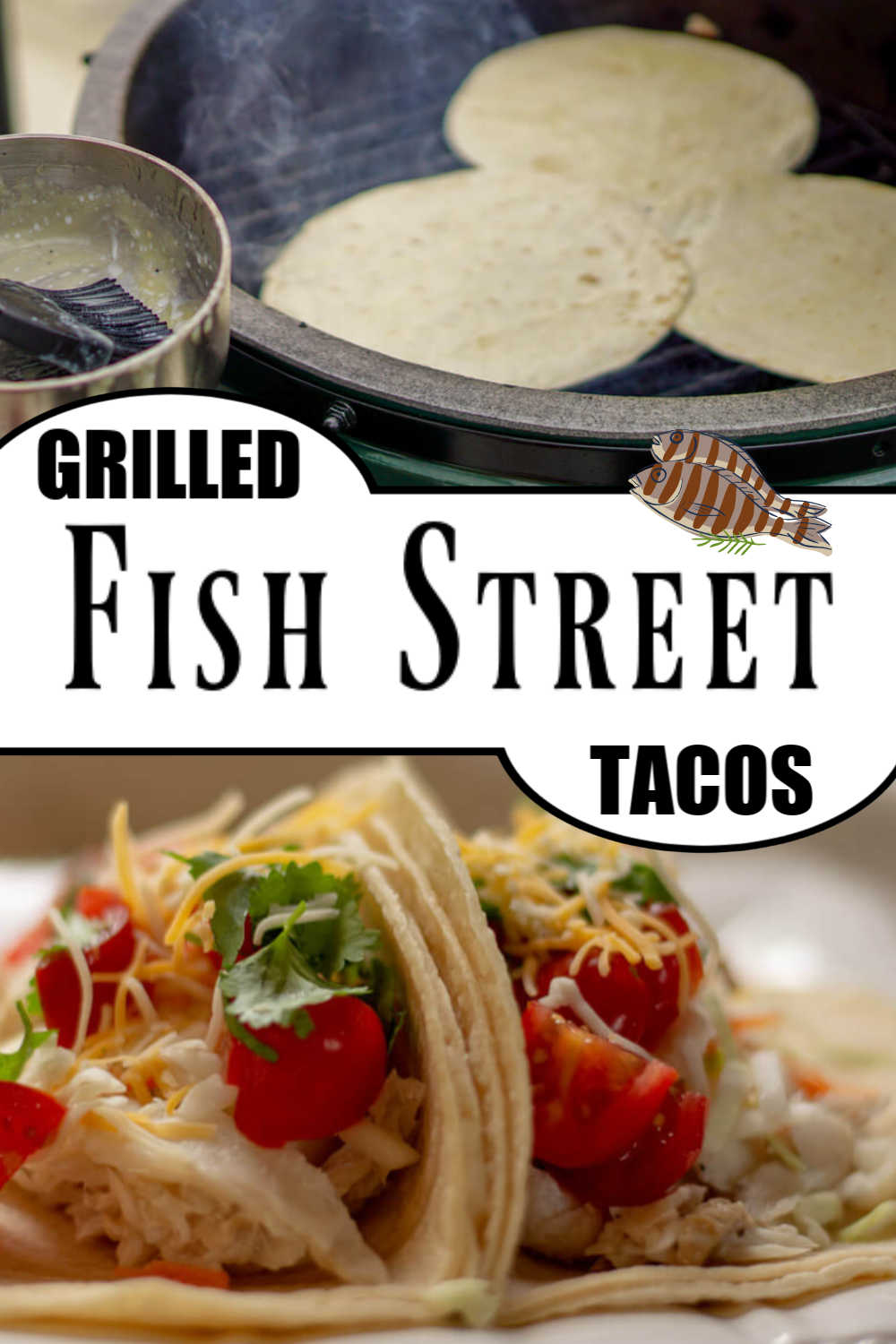 Grilled Fish Street Tacos Recipe