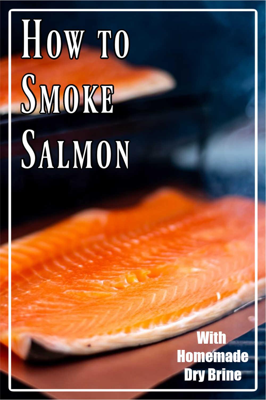 How to Smoke Salmon - Honey Basted