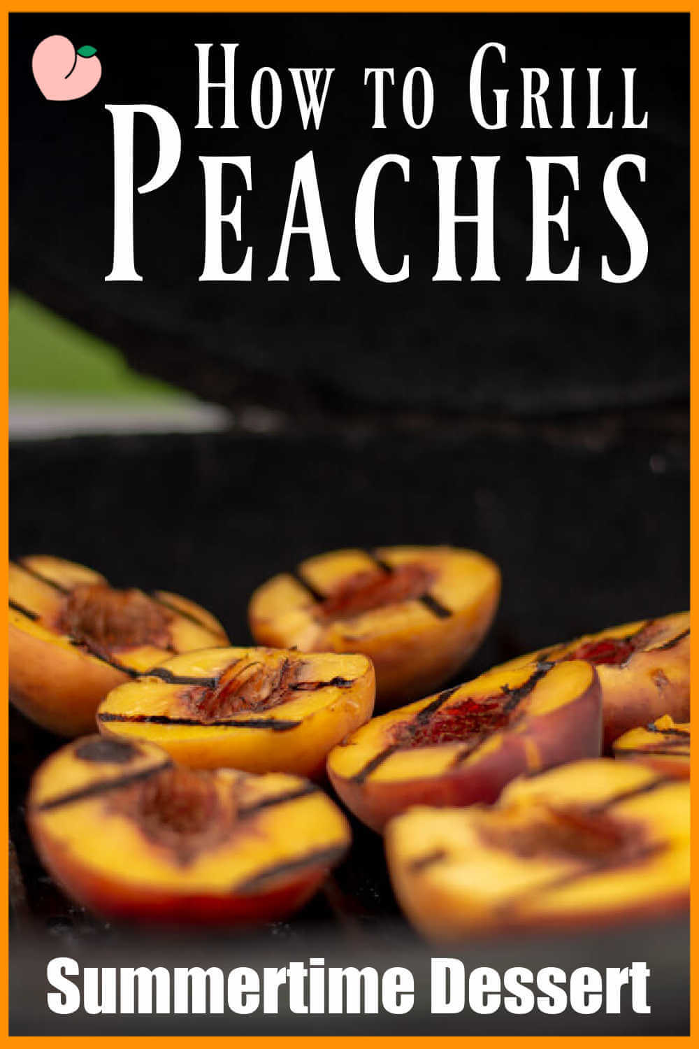 Grilled Peaches with Honey Goat Cheese and Roasted Pecans