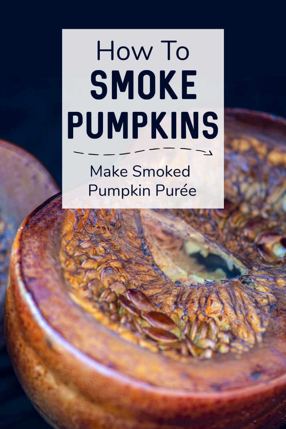 How To Smoke a Pumpkin