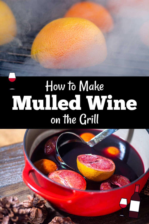 Smoked Mulled Wine