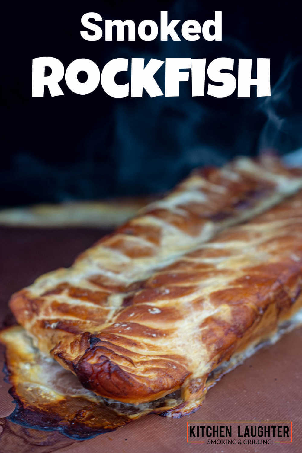 Smoked Pacific Rockfish {2 hours}